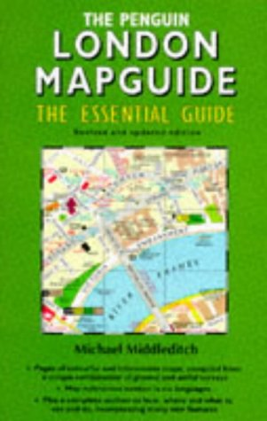The London Mapguide By Michael Middleditch - London map guide
