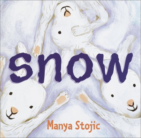 Snow by Manya Stojic