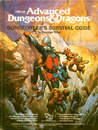 Dungeoneer's Survival Guide (Advanced Dungeons & Dragons 1st Edition, Stock #2019)