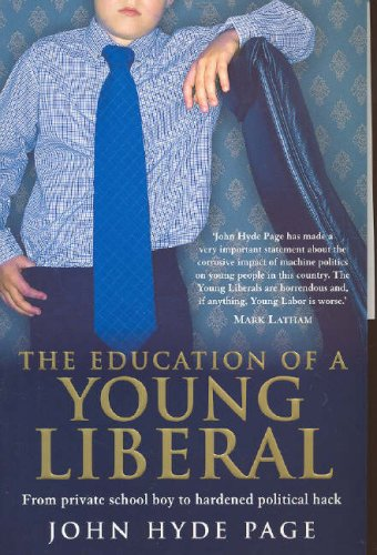 The Education of a Young Liberal