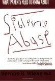 What Parents Need to Know about Sibling Abuse