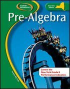 Glencoe Pre-Algebra, New York