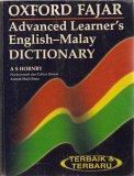 Oxford Fajar: Advanced Learner's Engilsh - Malay Dictionary