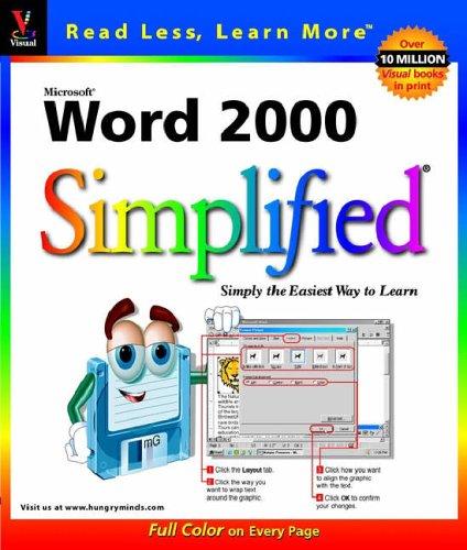 Microsoft Word 2000 Simplified by Ruth Maran