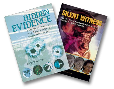 The Firefly Forensics Doublepack: Includes 2 Paperback Books: 'Hidden Evidence' and 'Silent Witness'