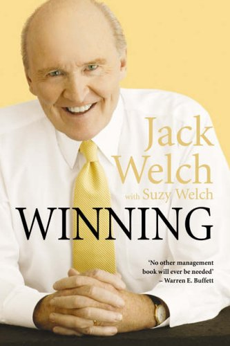 Winning: The Ultimate Business How To Book