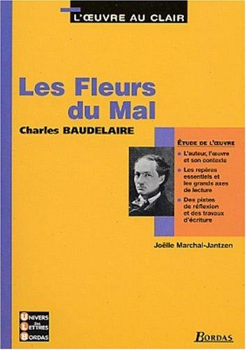 fleurs du mal - Charles Baudelaire