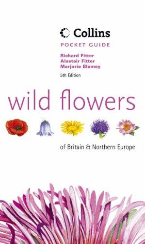 Wild Flowers of Britain & Northern Europe