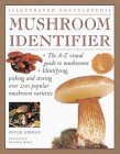 Handbook: Mushroom Identifier (Illustrated Encyclopedia)