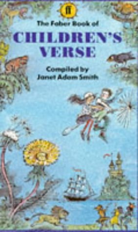 The Faber Book Of Children's Verse by Janet Adam Smith