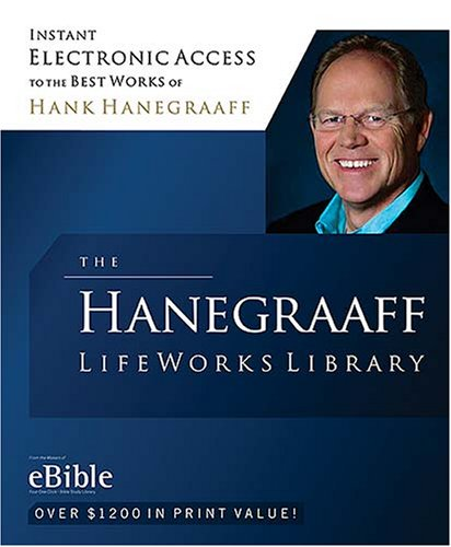 The Hanegraaff Lifeworks Library