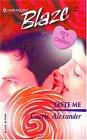 Taste Me (Harlequin Blaze #147)