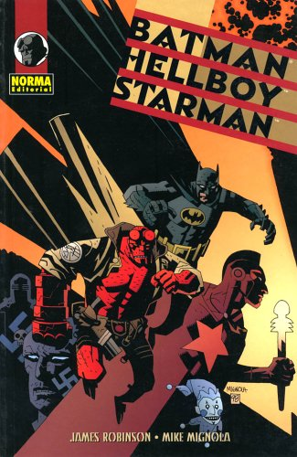 Batman/Hellboy/Starman(Hellboy Crossovers)