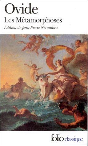 Les Métamorphoses by Ovid