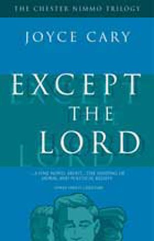 Except the Lord(The Second Trilogy 2)