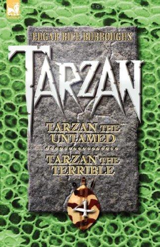 Tarzan, Volume Four (Tarzan, #7-8)