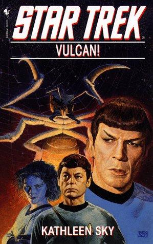 Vulcan!(Star Trek Adventures 7)