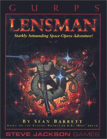 GURPS Lensman: Starkly Astounding Space Opera Adventure!
