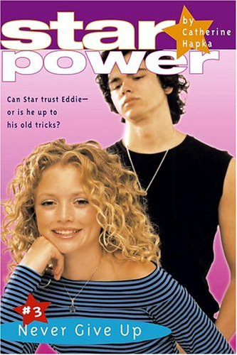 Never Give Up (Star Power, #3)
