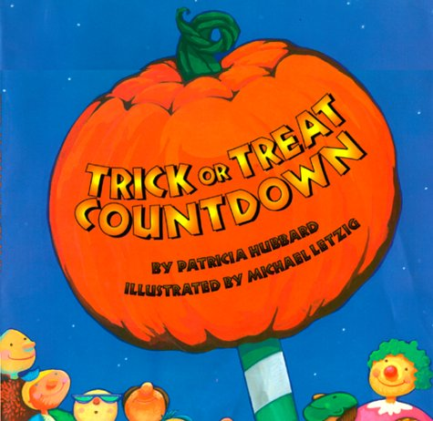 Trick or Treat Countdown by Patricia Hubbard