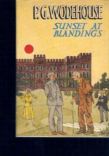 Sunset at Blandings(Blandings Castle 12)