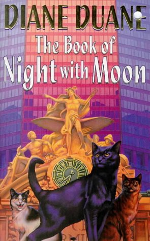 The Book of Night with Moon (Cat Wizards, #1)
