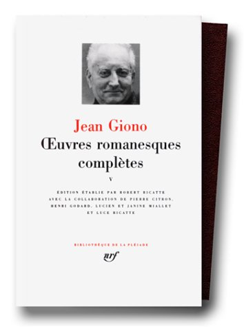 Oeuvres romanesques complètes, tome 5