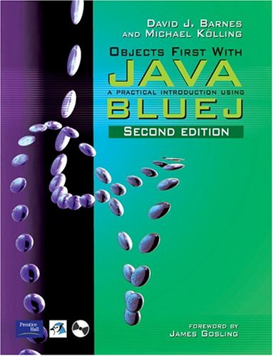 Objects first with java a practical introduction using bluej by objects first with java a practical introduction using bluej by david j barnes fandeluxe Gallery