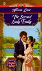 The Second Lady Emily by Allison Lane