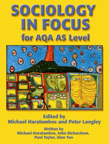Sociology In Focus For Aqa As Level
