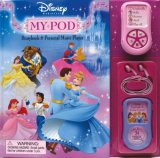 Disney Princess My Pod Storybook And Music Player (Rd Innovative Book And Player Format)