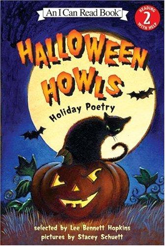 Halloween Howls by Lee Bennett Hopkins