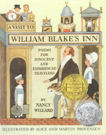 Ebook A Visit to William Blake's Inn: Poems for Innocent and Experienced Travelers by Nancy Willard read!