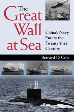 Image result for The Great Wall at Sea: China's Navy in the 21st Century