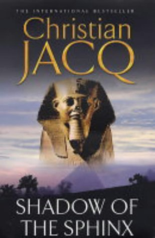 Shadow of the Sphinx (Judge of Egypt, #3)