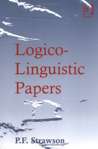 Logico-Linguistic Papers