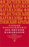 Die Brüder Karamasow by Fyodor Dostoyevsky