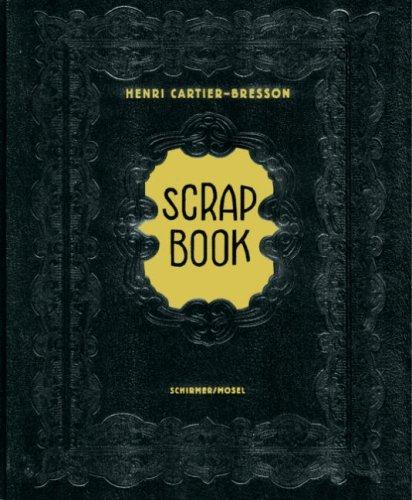 Scrapbook: Fotografien 1932 - 1946; Henri Cartier-Bressin. Ausstellung, Fondation Henri Cartier-Bresson, Paris, 21. September - 23. Dezember 2006