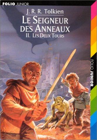 Les Deux Tours (Le Seigneur des Anneaux, #2)