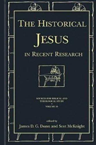 The Historical Jesus In Recent Research (ePUB)