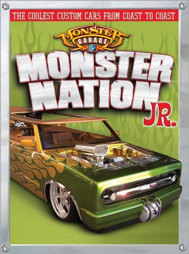 Monster Nation JR by Carrie E. Holcomb