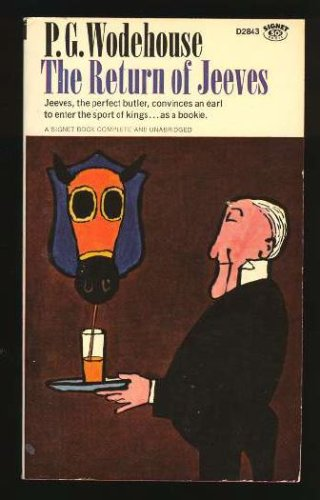 Ebook The Return of Jeeves by P.G. Wodehouse read!