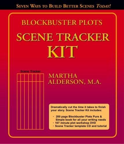 blockbuster plots scene tracker kit by martha alderson