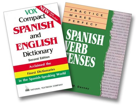 Ultimate Spanish Reference Best Sellers Bundle