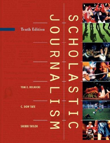 Scholastic Journalism-01-10-P+ [With Teacher Manual]