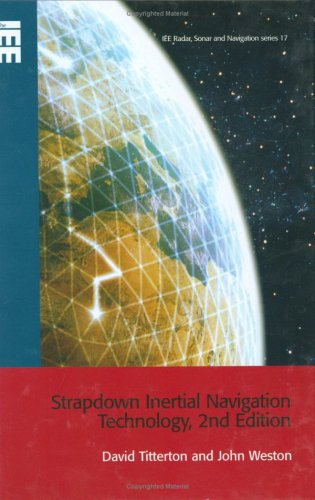 Read strapdown inertial navigation technology (iee radar series)pbra0….