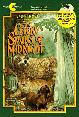 Ebook The Celery Stalks at Midnight by James Howe TXT!