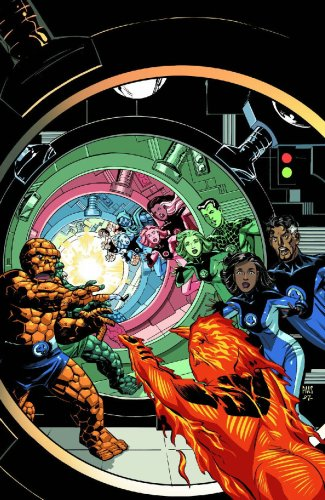 Marvel Adventures Fantastic Four, Volume 7 by Fred Van Lente