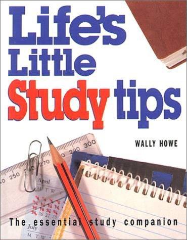 Life's Little Study Tips