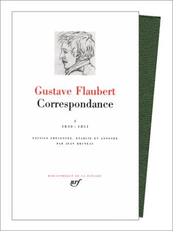 Correspondance, tome 1, janvier 1830 - mai 1851